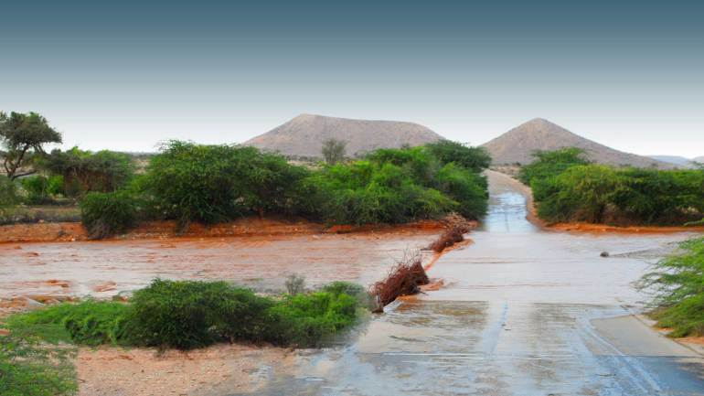 Hargeisa-Berbera-highway-just-after-the-rain