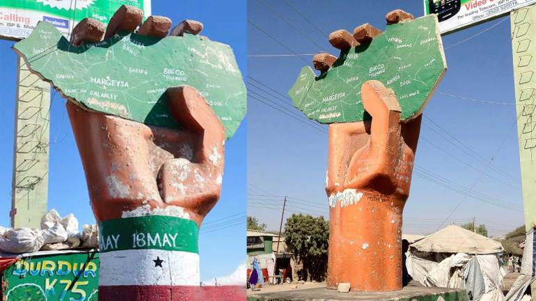Independence-monument-in-Hargeisa-Somaliland