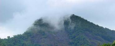 Rain-Clouds-touching-the-peak-of-Anamudi, Kerala Monsoon