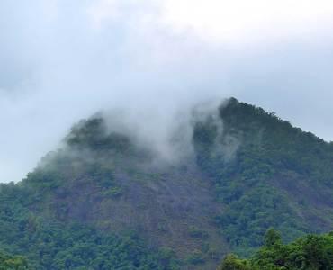 Rain-Clouds-touching-the-peak-of-Anamudi, Kerala Monsoon