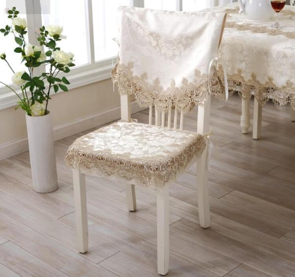 Чехлы для стульев своими руками (на кухню и не только), фото