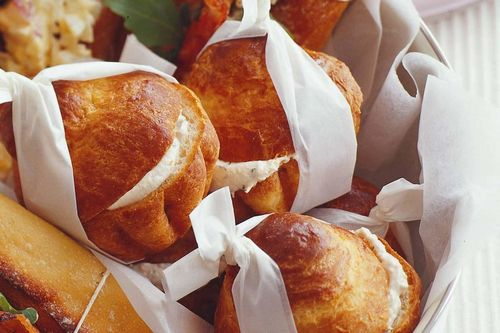 Французские булочки рецепт: сырные булочки, рецепт с фото ...