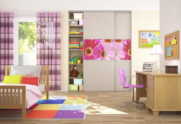 Шкаф-купе в детскую комнату (115 фото): современные шкафы ...