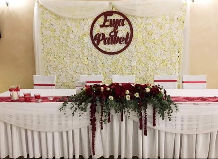 Ścianka kwiatowa - wypozyczenie-dekoracji, scianki-za-para-mloda - 20200117 165850
