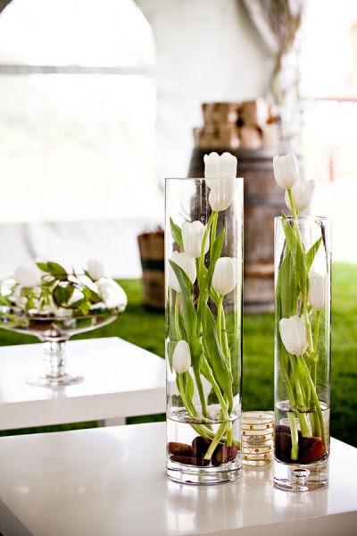 Tuba szklana - wypozyczenie-dekoracji, szklo-ozdobne, dekoracja-stolow - 2974