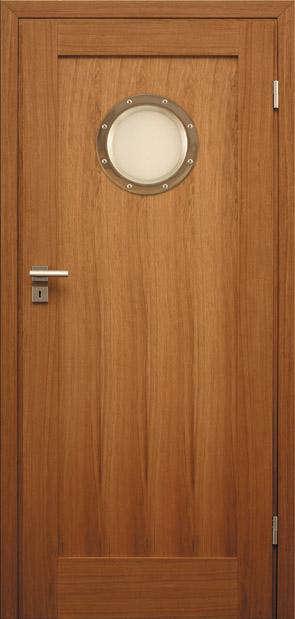 Drzwi w stylu marynistycznym