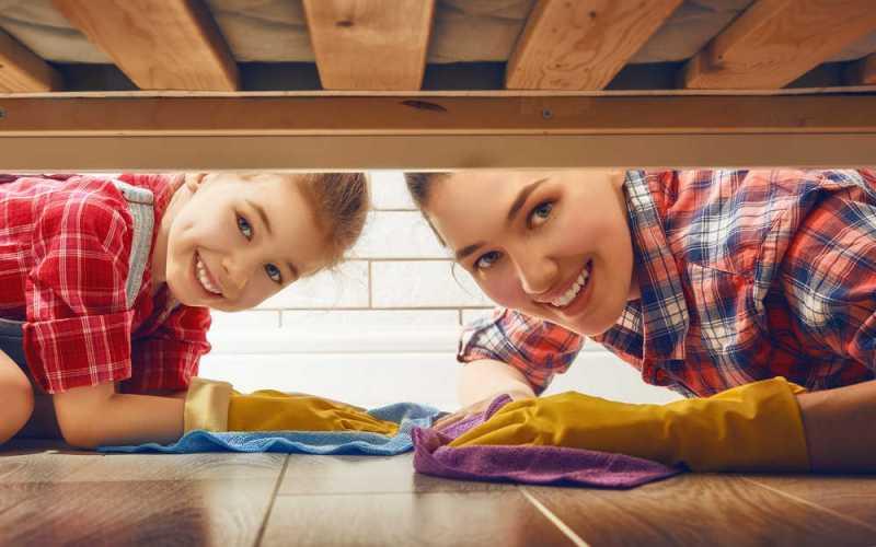 Podłoga drewniana pielęgnacja