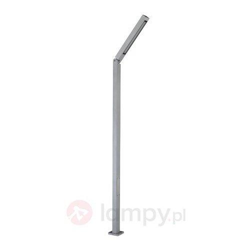 Albert Leuchten latarnia LED Power Tiogo srebr 4001570