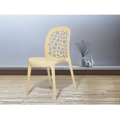 Beliani Krzesło ogrodowe RUBIN 169647