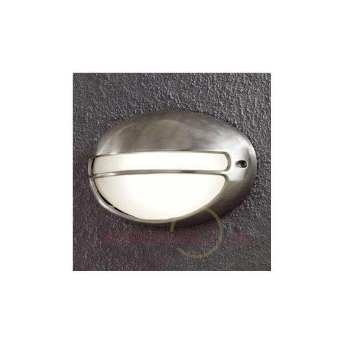 Zewnętrzna lampa ścienna torino, owalna 5522128