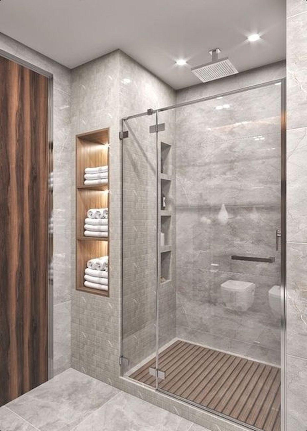 50 Stunning Small Bathroom Makeover Ideas - CoachDecor.com ... on Small Restroom Ideas  id=81989