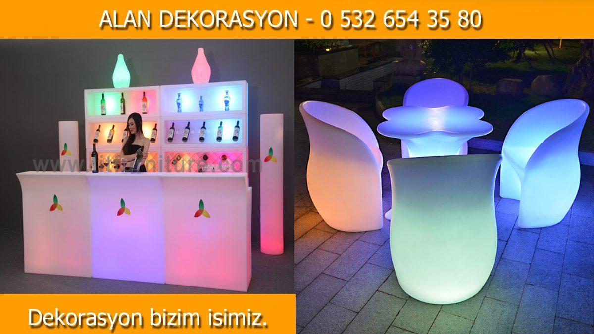 Bar Dekorasyonları