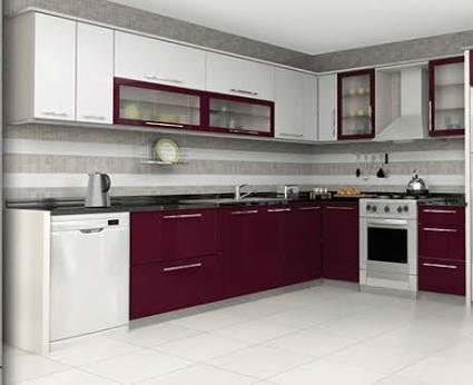 Mutfak dolap örneği