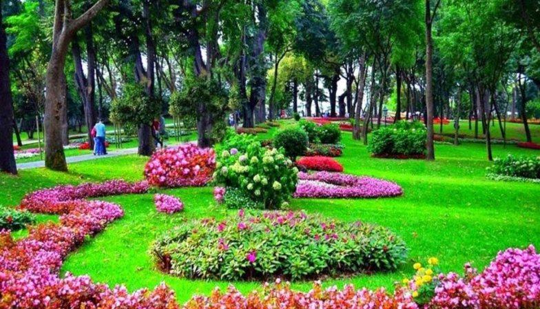 cennet bahçesi