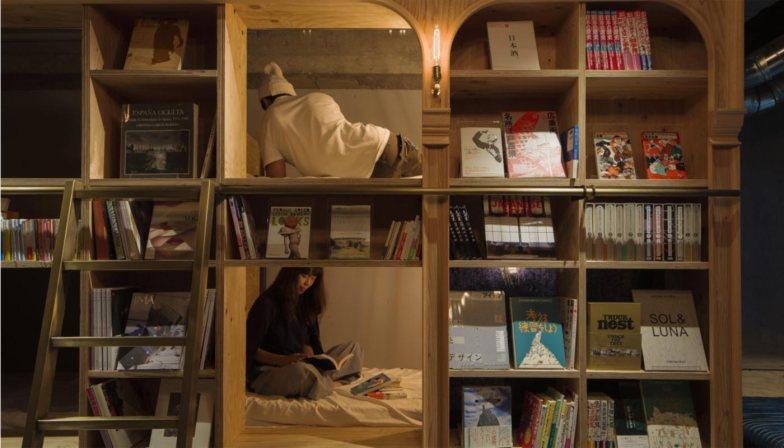 kütüphane odası