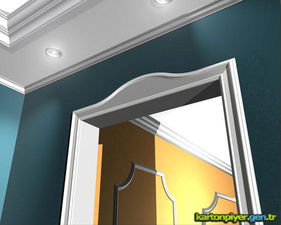 kartonpiyer kapı kemerleri