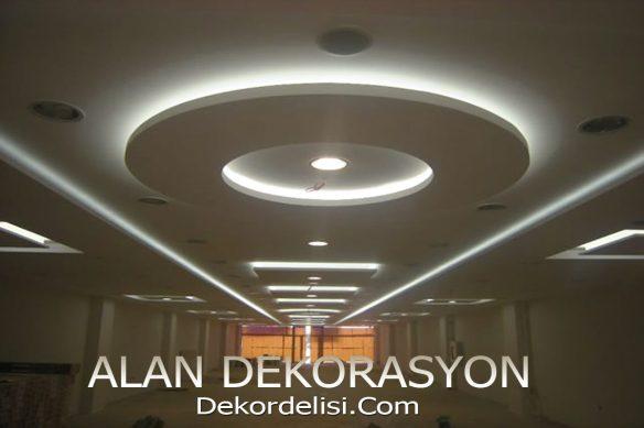 tavan dekorasyon fiyatları