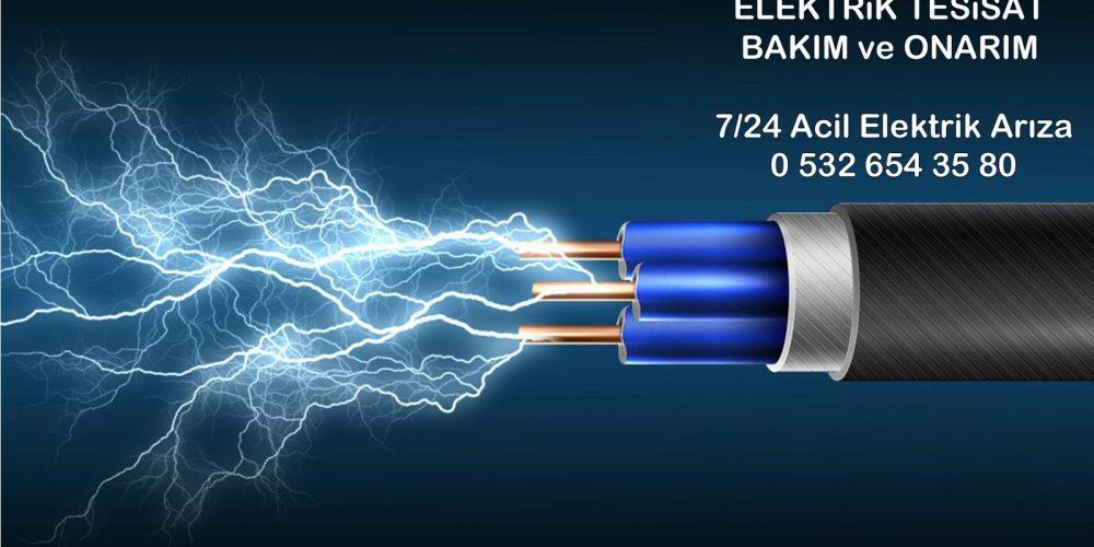İnşaat Elektrikçi