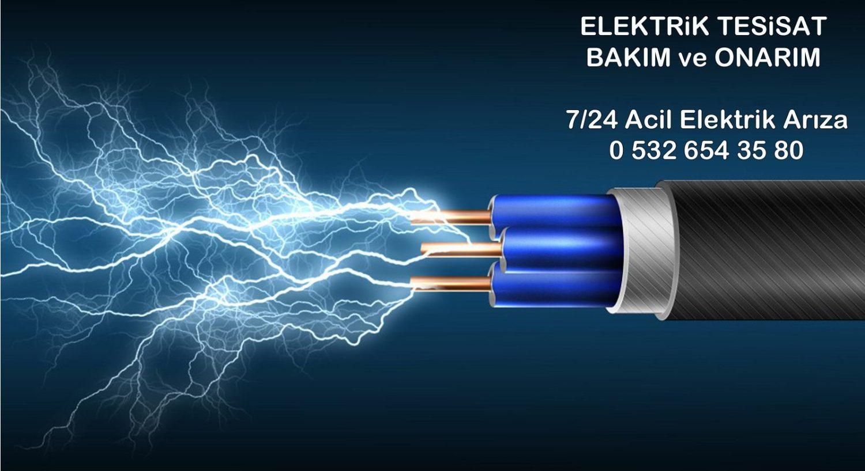 Eryaman Elektrikçi