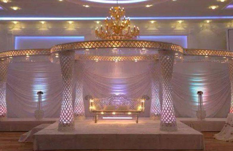 düğün salonu gelin koltukları