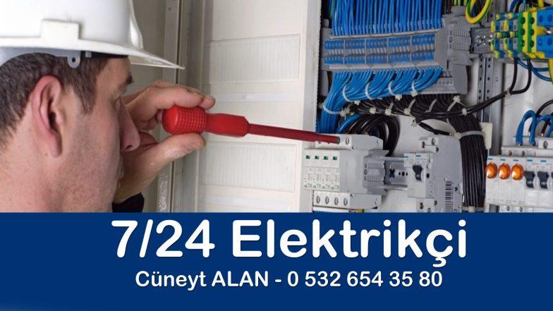acil elektrikci