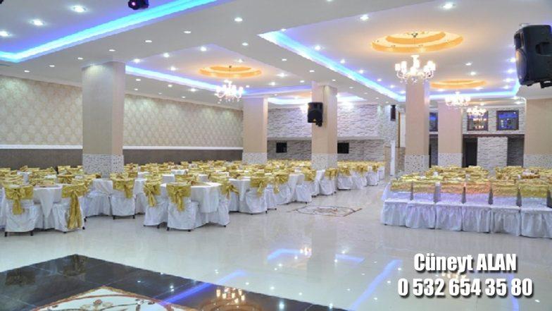nişan ve düğün salonu dekorasyonları