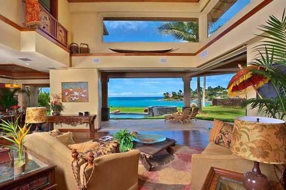 tropikal salonlar