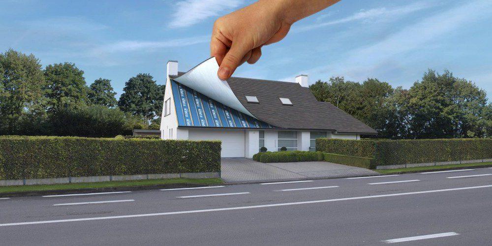 sıcak soğuk çatı mantolama