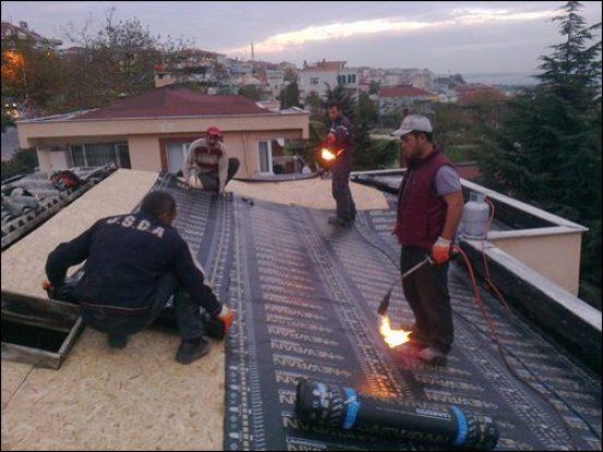çatı izolasyonu