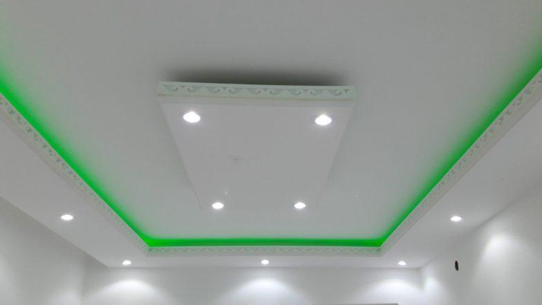 let ışıklı asma tavanlar