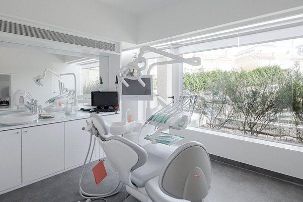 diş kliniği dekorasyon