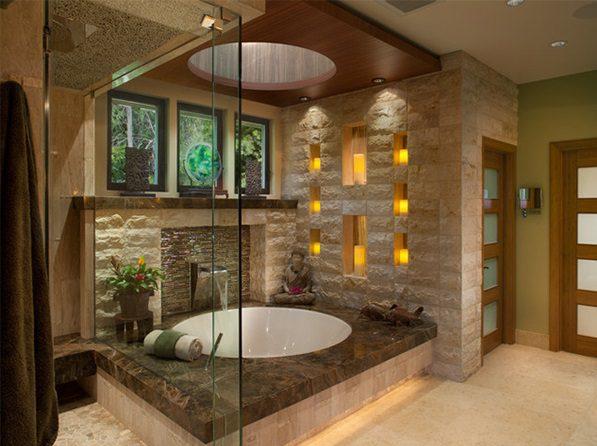 banyo niş tasarım