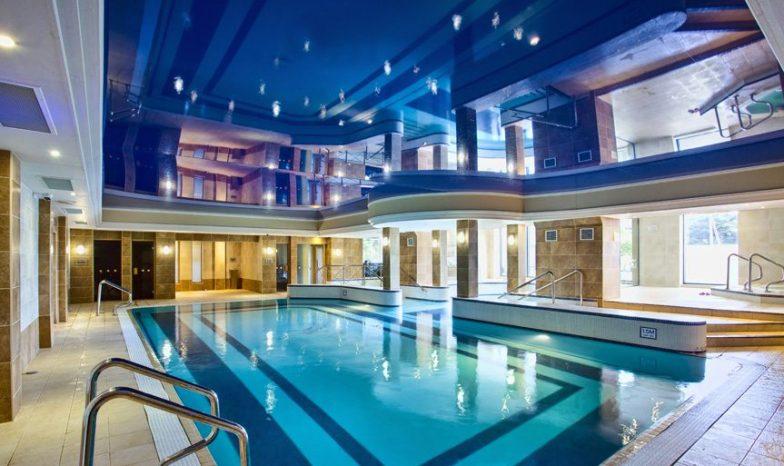 yüzme havuzu tavan örneği