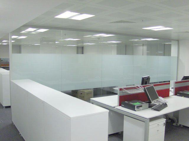 ofis bölme duvar örneği