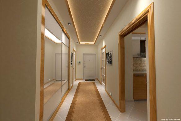 koridor tavan ayd nlatma ar ivleri alan in aat dekorasyon anahtar teslim tadilat irketi. Black Bedroom Furniture Sets. Home Design Ideas