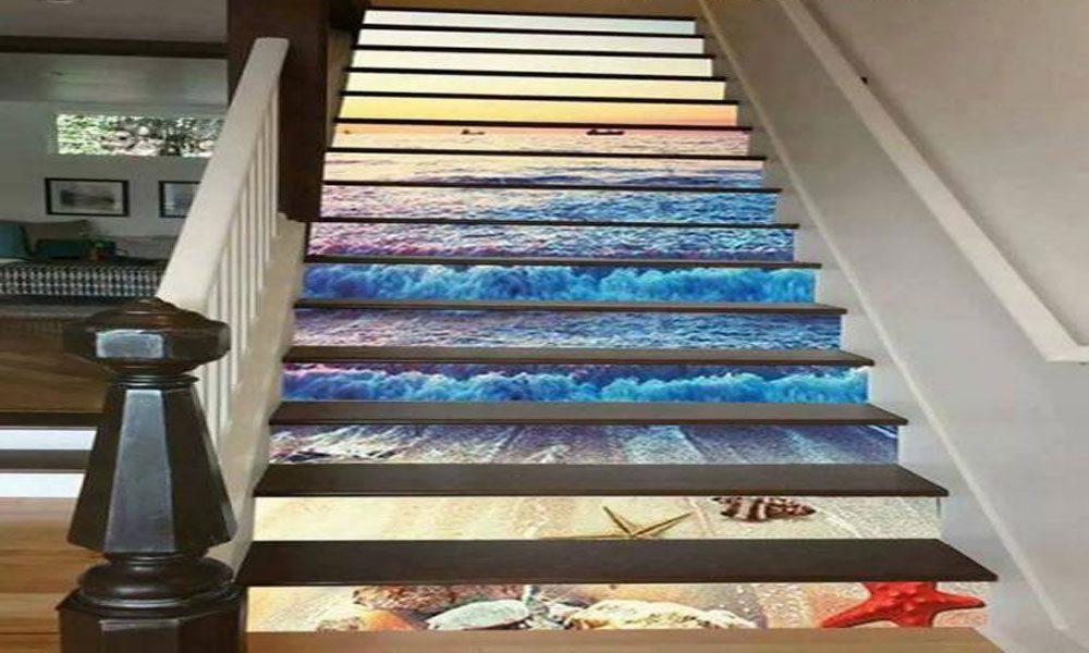 3 boyutlu merdiven modeli-1