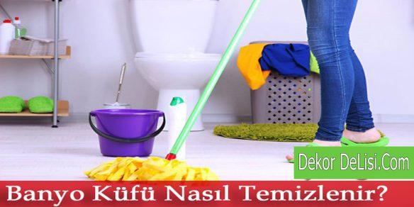 banyodaki küf temizliği