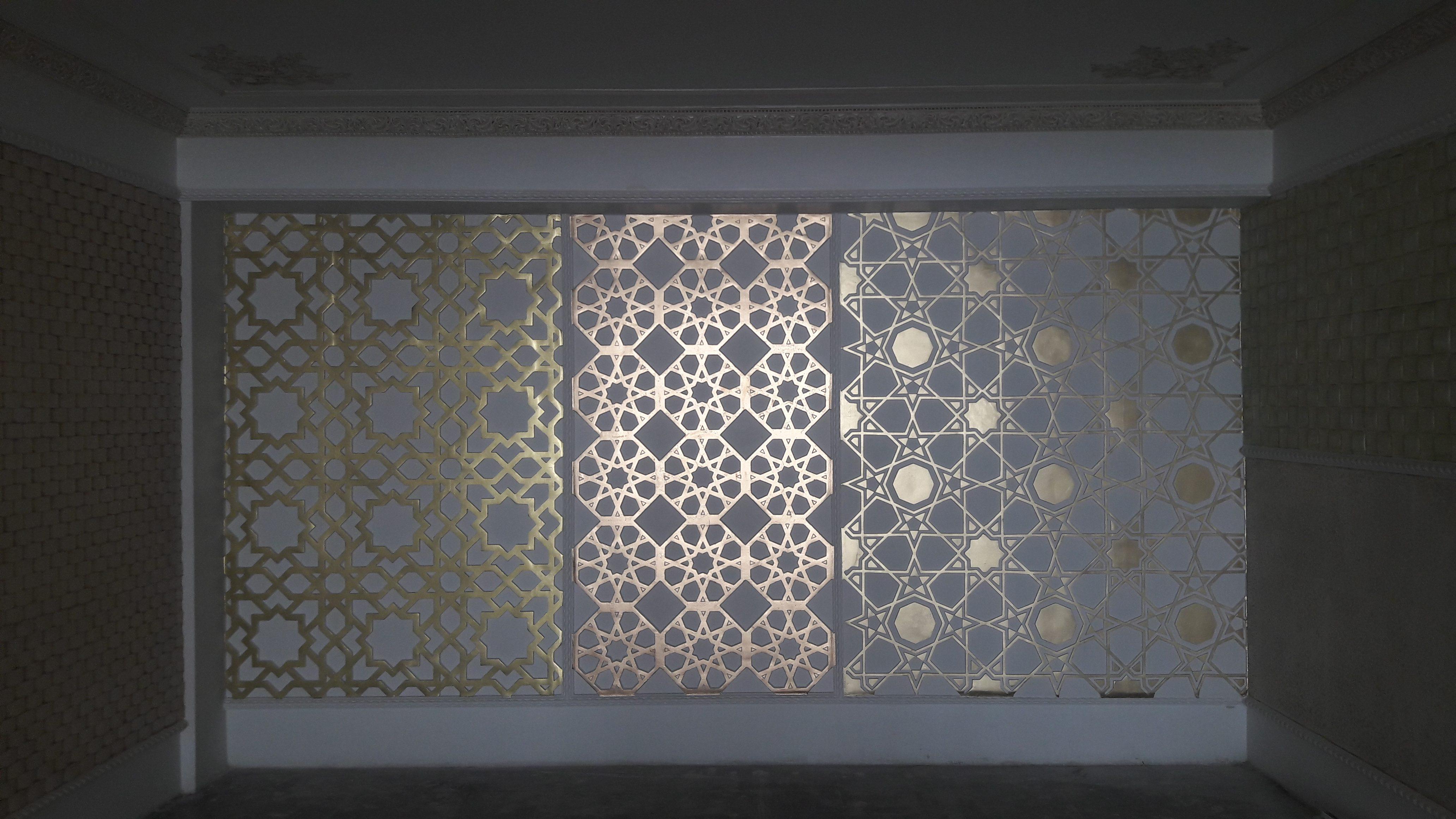 duvar dekorasyon malzemeleri- (Model: M1)