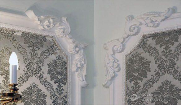 alçı duvar dekorasyon 8