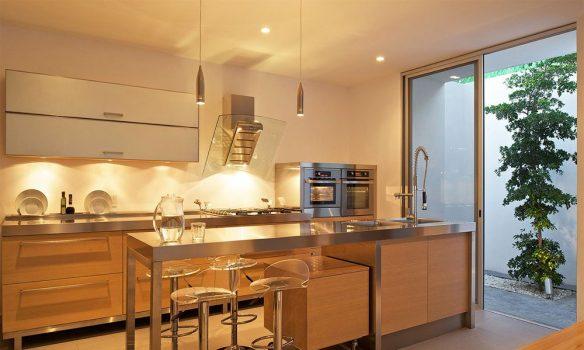 mutfak aydınlatması1