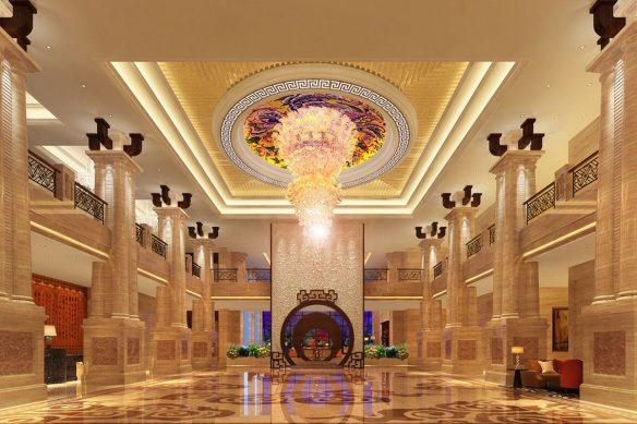 Otel tasarımları