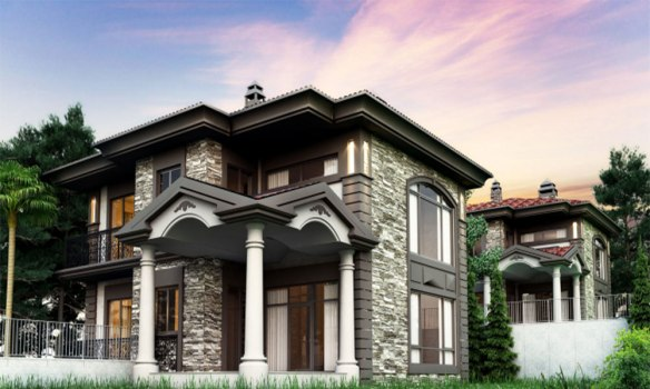 Villa model 4