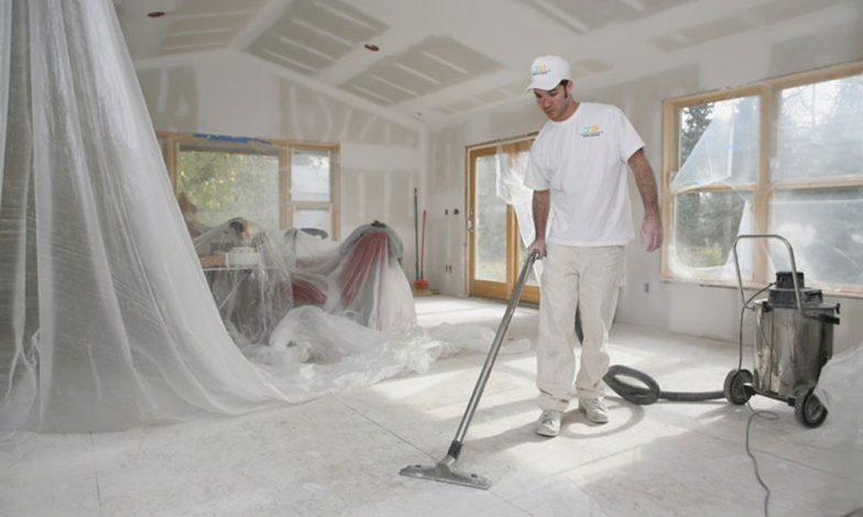 inşaat sonrası temizlik1
