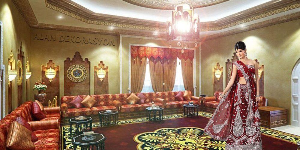 osmanlı tarzı ev dekorasyonları