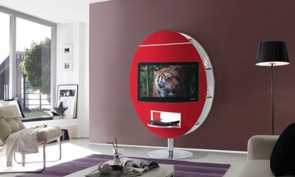 özel tasarım tv ünitesi