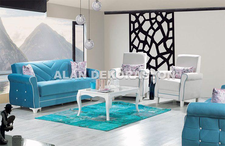 Oturma odaları nasıl dekore edilir
