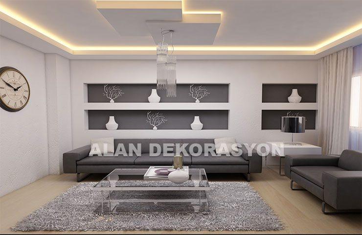 Oturma odası dekorasyon resimleri