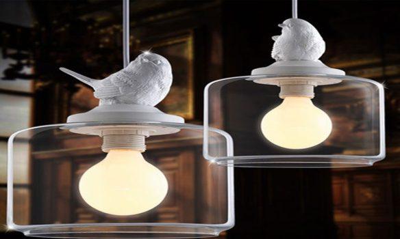 dekoratif aydınlatma modeli