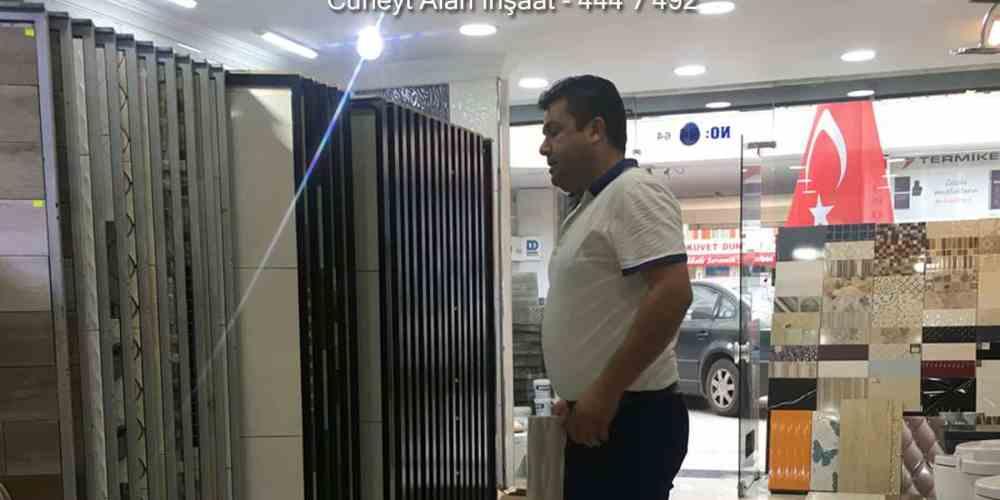 Fayans işçilik ve malzeme fiyatları 2019 Ankara