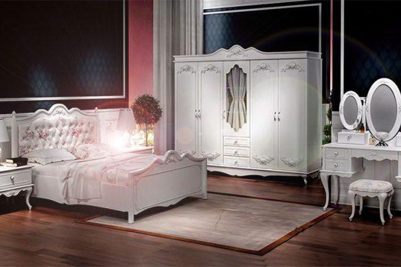 Huzur veren yatak odaları